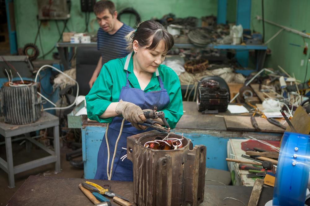 Текущий ремонт моторов в Зеленограде