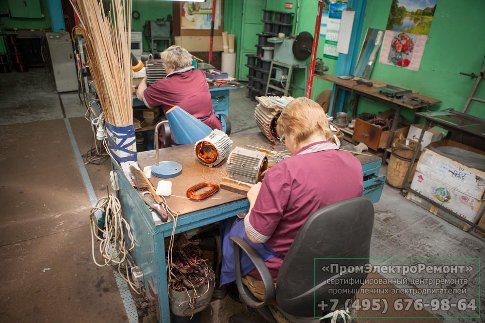 Преимущества услуг по ремонту электродвигателей в Истре