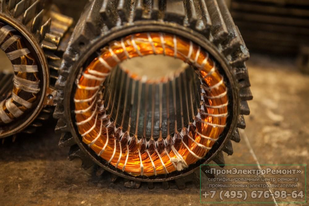Виды ремонта электродвигателей в Красногорске