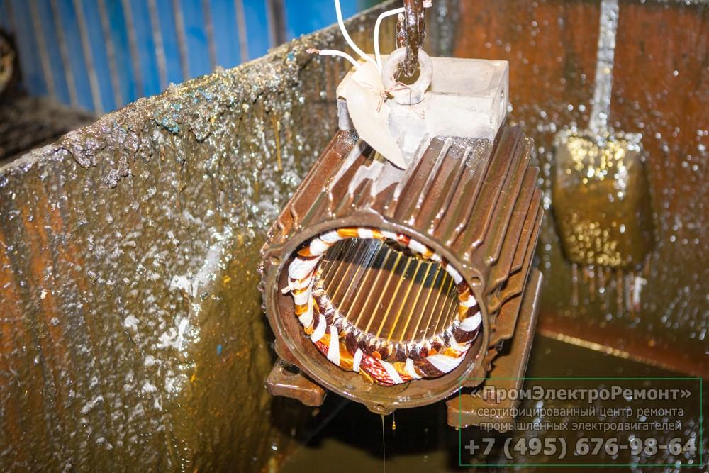 Каким может быть ремонт электродвигателей в Одинцово