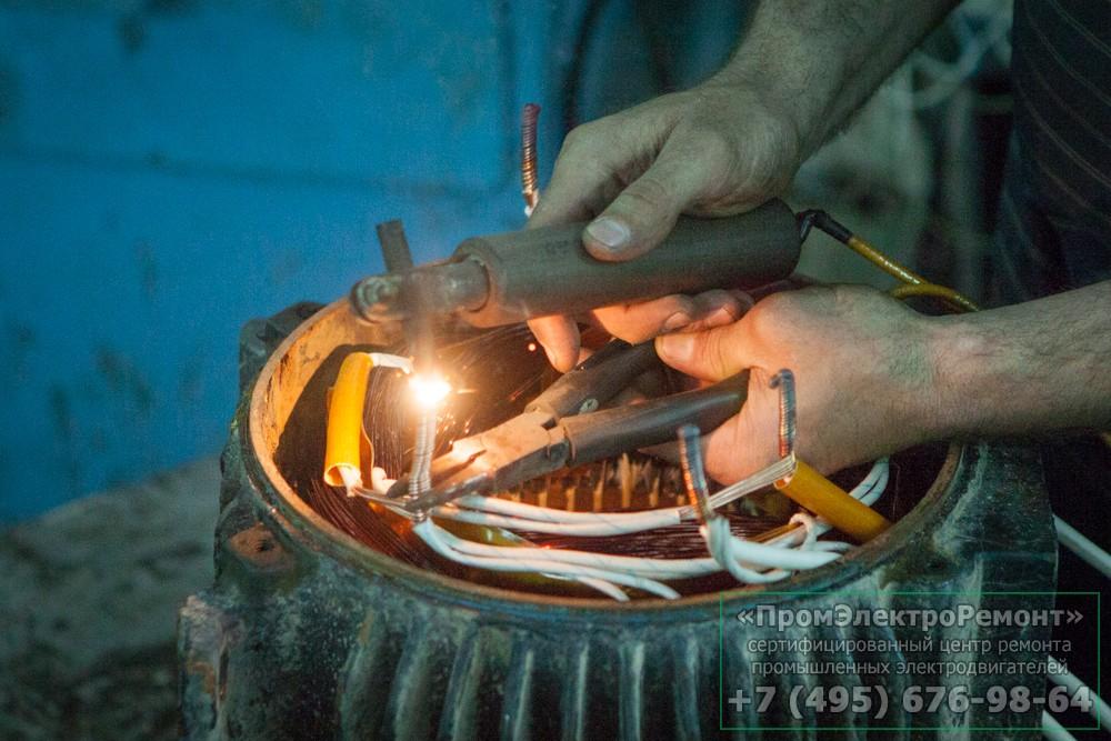 Что мы ремонтируем в эл. двигателе